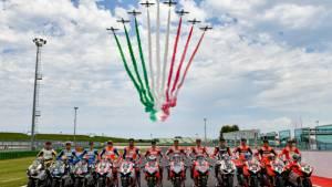 Crimson tide: The 2018 World Ducati Week