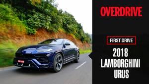 2018 Lamborghini Urus | First Drive