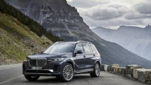 Image gallery: New BMW X7 SUV
