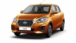 Updated Datsun Go and Go+ unveiled, gets touchscreen with Android Auto and Apple CarPlay