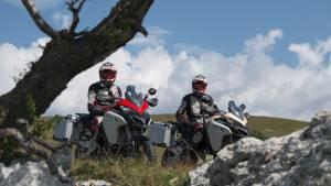 Live updates: 2019 Ducati Multistrada 1260 Enduro launch in India