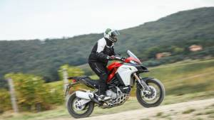 2019 Ducati Multistrada 1260 Enduro first ride review