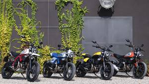 Image gallery: 2019 Ducati Scrambler Icon and Desert Sled