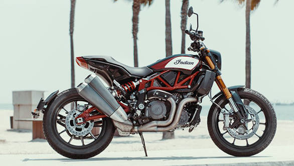 Indian FTR 1200 launched in India at Rs 14.99 lakh, deliveries April 2019 onwards