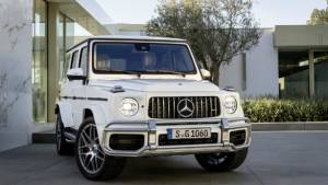 2019 Mercedes-AMG G 63 SUV launched in India at Rs 2.19 crore