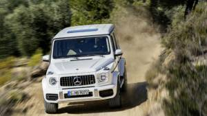 Mercedes-AMG G 63 SUV sold out in India for this year