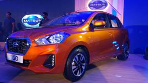 2018 Datsun Go and Go+ unveiled in India