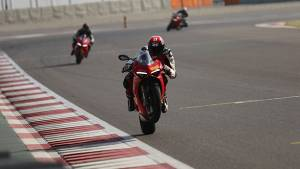 Ducati concludes first edition of DRE Track Days in India