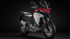 Ducati Multistrada 1260 Enduro breaks cover