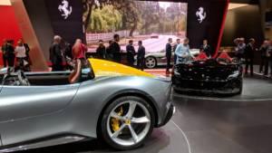 Image gallery: Ferrari Monza SP1 and SP2 at the 2018 Paris Motor Show