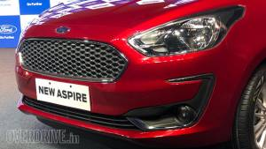 Spec Comparo: Ford Aspire facelift vs Maruti Suzuki Dzire vs Honda Amaze