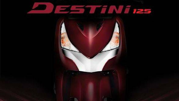 Live updates: 2018 Hero Destini 125 scooter launch