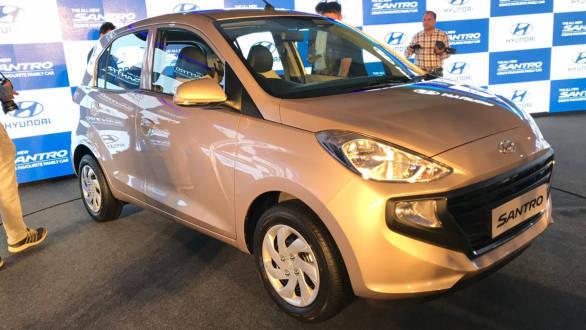Spec Comparo: Hyundai Santro vs Tata Tiago vs Maruti Suzuki Celerio