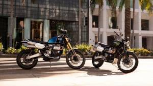 2019 Triumph Scrambler 1200 unveiled, India launch likely early next year