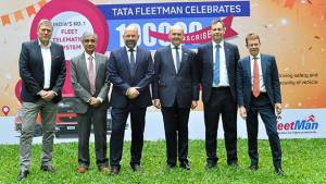 Tata Motors installs 1 lakh telematic systems on Tata Trucks