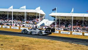 How the Volkswagen I.D. R Pikes Peak claimed the electric car record at Goodwood