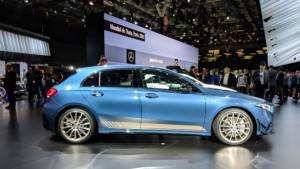 2018 Paris Motor Show: The Mercedes-Benz product onslaught continues