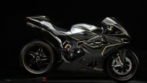 MV Agusta F4 Claudio is a homage to Claudio Castiglioni