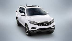 Mahindra Y400 (XUV700) flagship SUV to be launched in India on November 19