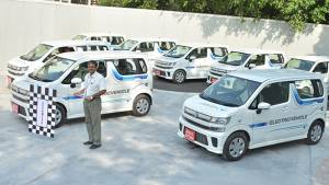 Maruti Suzuki begins field testing electric vehicles