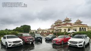 Special feature: AMG Emotion Tour, Delhi