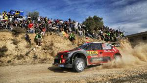WRC 2018: Sebastien Loeb turns back time with Rally Spain victory