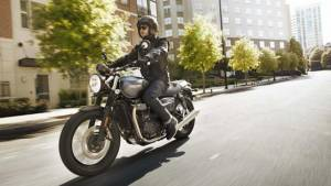 Image gallery: 2019 Triumph Street Twin shown at Intermot 2018