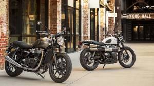 Intermot 2018: Updated 2019 Triumph Street Twin receives more power