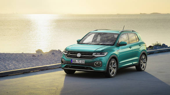 2019 Volkswagen T Cross Makes Global Debut India Launch Expected In