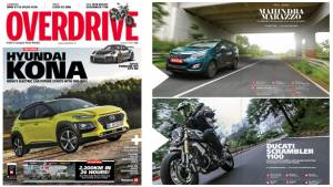 The October 2018 issue of OVERDRIVE is now out on stands!