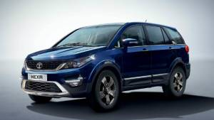 Tata Hexa XM+ variant launched at Rs 15.27 lakh