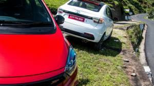 Image gallery: Tata Tiago JTP and Tata Tigor JTP