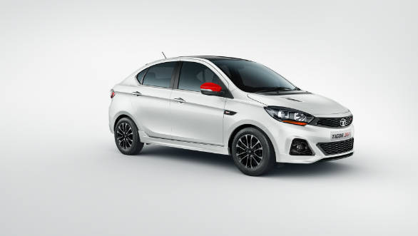 Image gallery: Tata Tiago JTP and Tigor JTP production spec