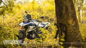 2018 BMW G 310 GS road test review