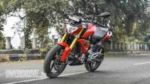 Image gallery: 2018 BMW G 310 R