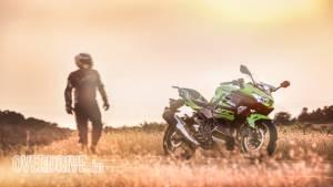 2018 Kawasaki Ninja 400 road test review
