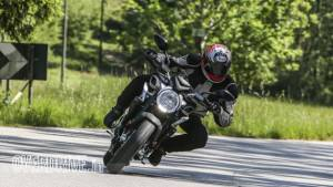 Better riding: Fast corner entries