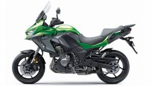 EICMA 2018: 2019 Kawasaki Versys 1000 SE LT+ gets tech and styling updates