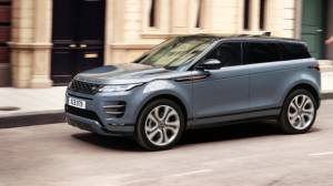 Image gallery: 2019 Range Rover Evoque
