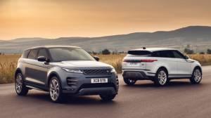 Next-gen 2019 Range Rover Evoque revealed