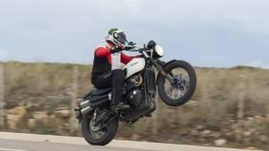 2019 Triumph Street Scrambler first ride review