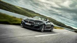 The 2019 BMW 8 Series convertible has been revealed