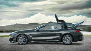 Image gallery: 2019 BMW 8 Series convertible