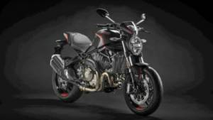 EICMA 2018: Ducati Monster 821 Stealth unveiled