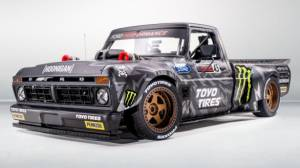 Video worth watching: Ford GT-powered Hoonitruck