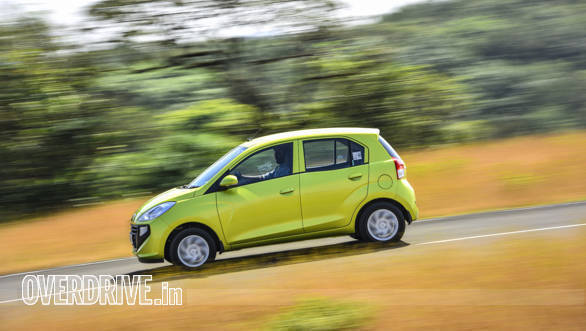 2018 Hyundai Santro AMT road test review