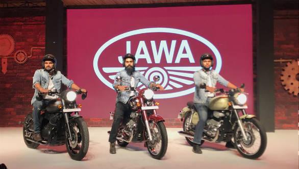 Jawa Motorcycles launches the Jawa and Jawa Forty Two at Rs 1.64 lakh and Rs 1.55 lakh