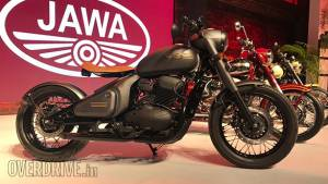 Jawa Perak Bobber to be launched in India on November 15