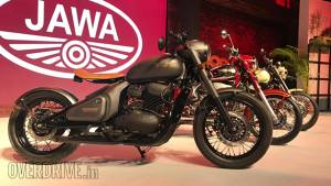 Jawa Perak Bobber to be launched in India tomorrow