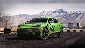 Lamborghini Urus to have its own SUV racing series!